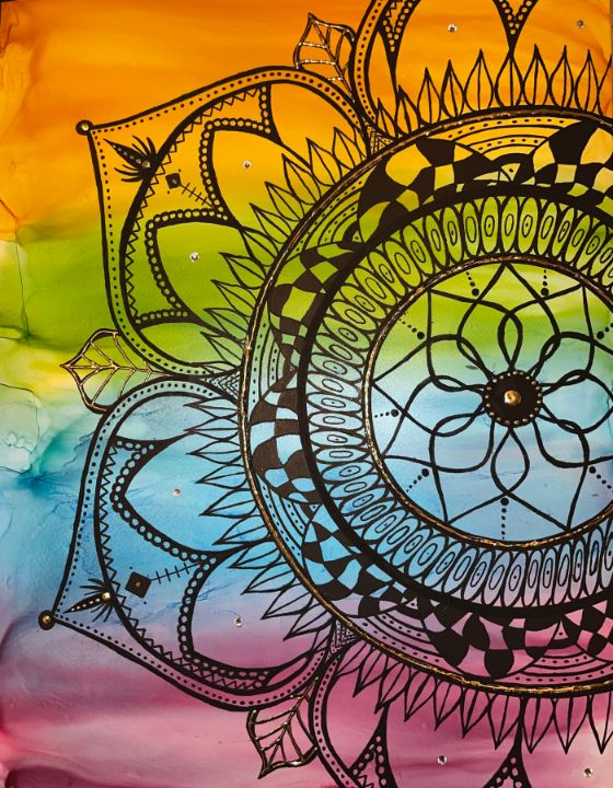 Chakras - Art by Ginger