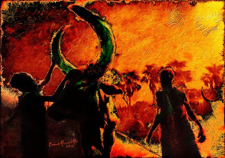 Denka - African Digital Art