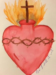 Sacred Heart: And I Shall Not Want