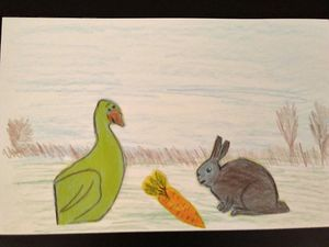 The Duck and the Rabbit