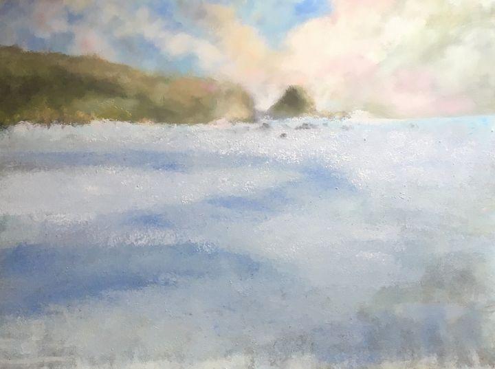 The Headland - John Mulberry art