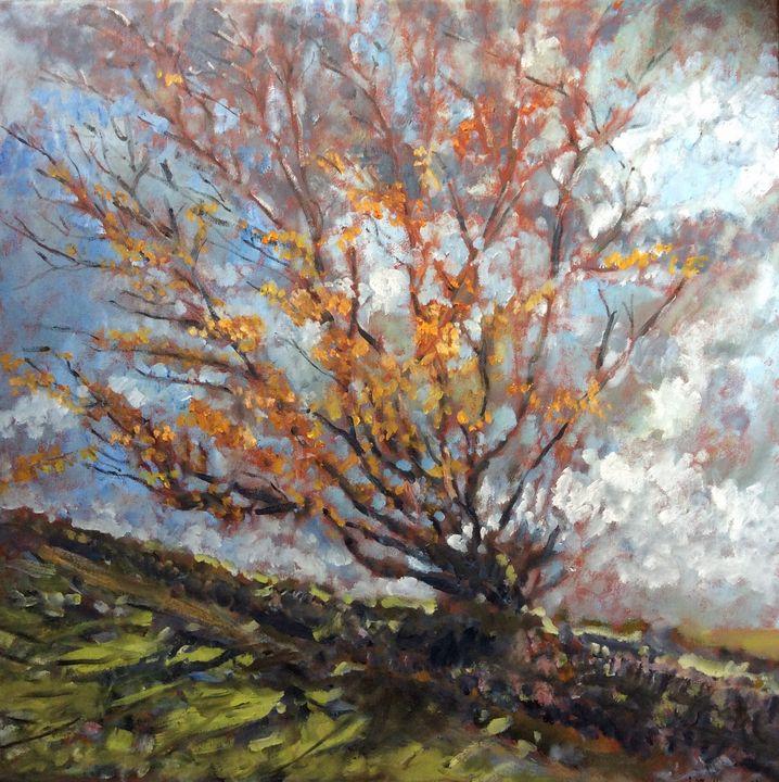 Exmoor Tree - John Mulberry art