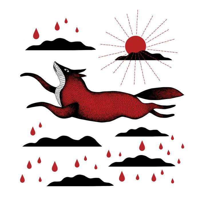 Flying Fox - synthetic goat