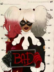 Bad Harley Quinn