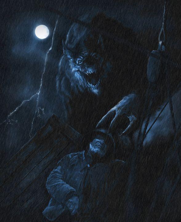 Dracula - Ian Banks Art