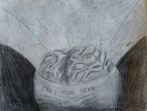Free mind desighn logo