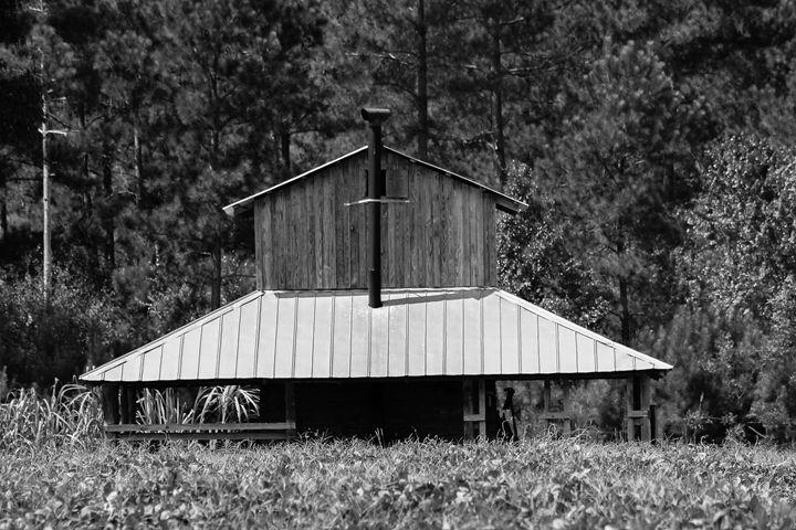 The Old Barn - Michael's Seeking Light Photography
