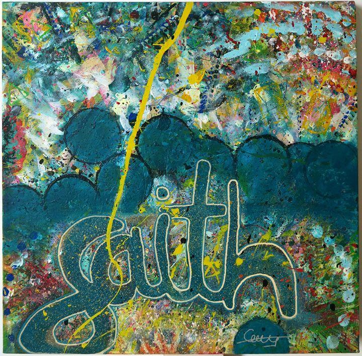 Faith - Colours Within