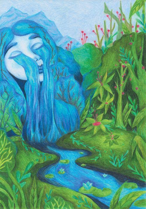 Waterworks - Hannah Rey