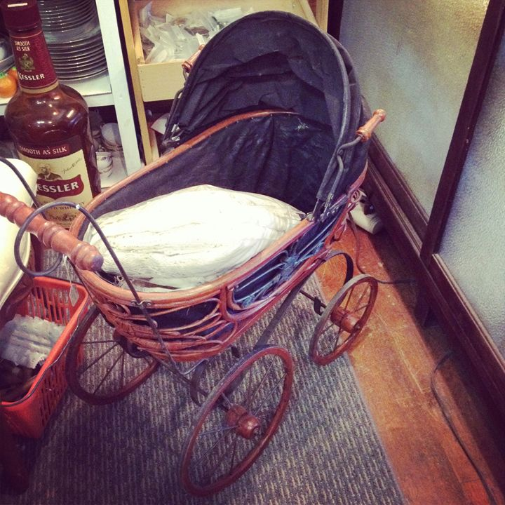 Antique Baby Carriage - SLPeders