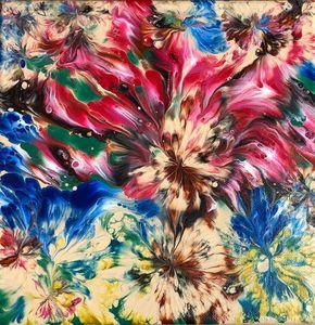 Floral smash