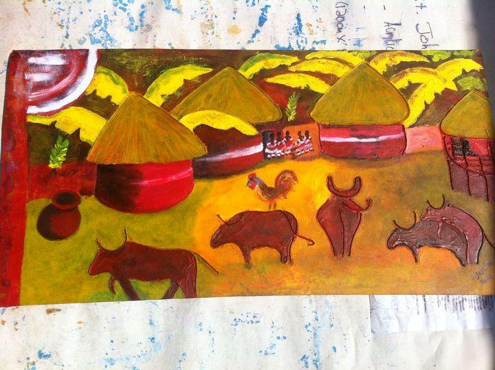AFRICAN HOMESTEAD - Johnnjathiarts