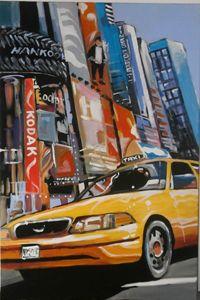 Down town Newyork