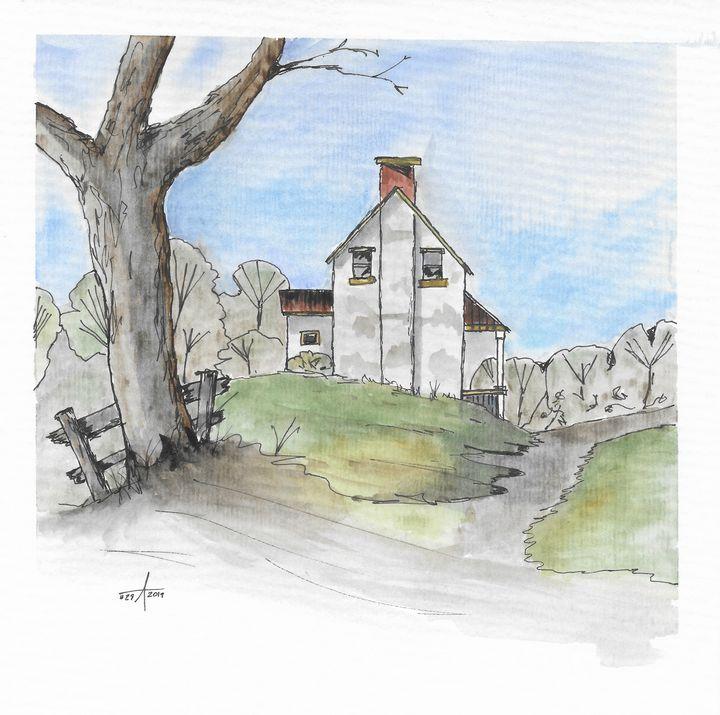 Ma's House - Adam Spiker