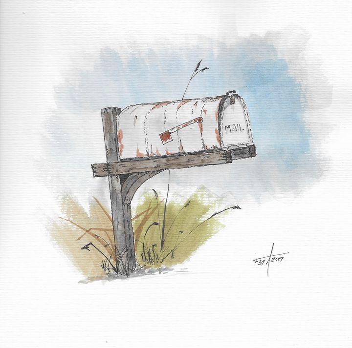Lonesome Box - Adam Spiker