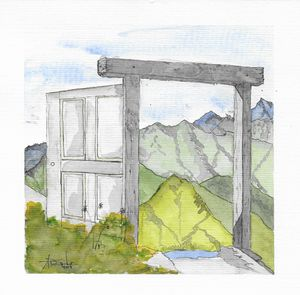 Open Door - Adam Spiker