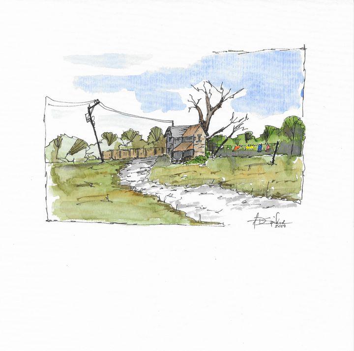 Country House - Adam Spiker