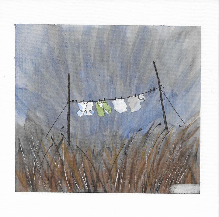 Spring Laundry - Adam Spiker
