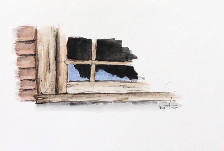 Vintage Window - Adam Spiker