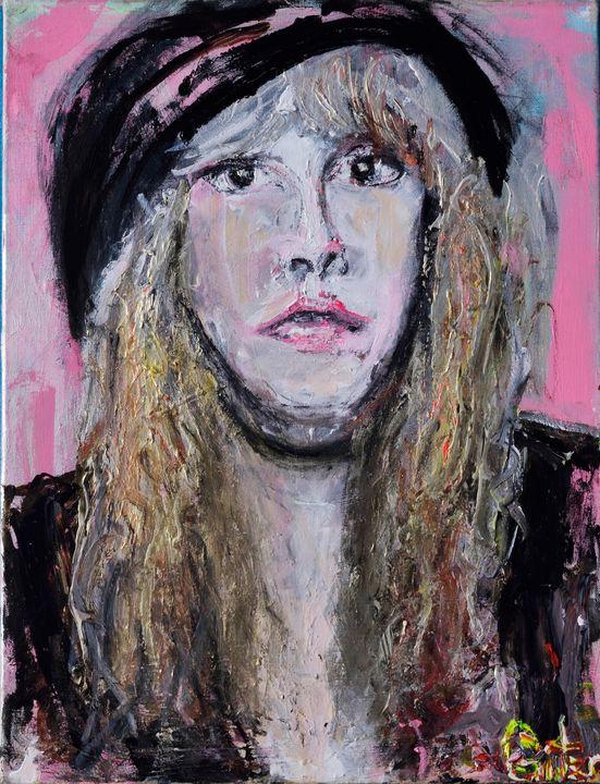 Stevie - Art by Patrick