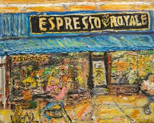 Dinky Town Expresso Royale
