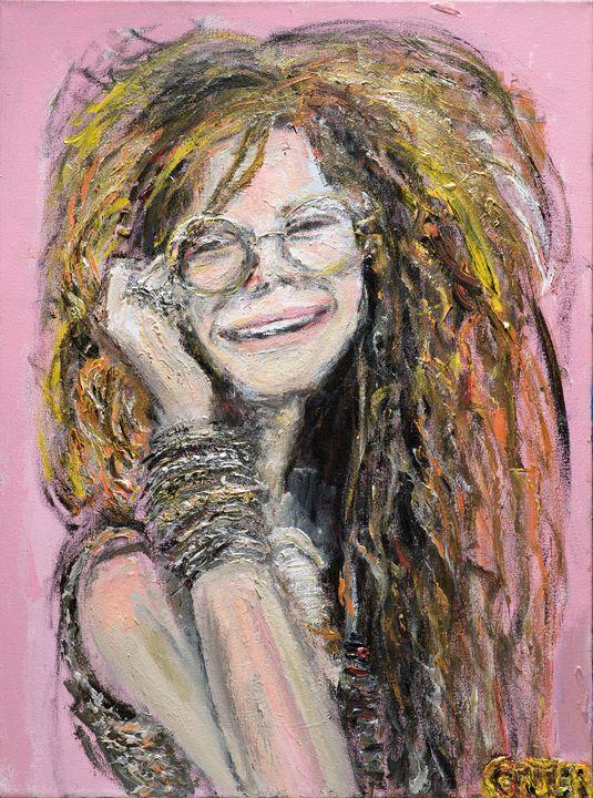 Janis - Art by Patrick