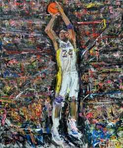 Kobe - Art by Patrick