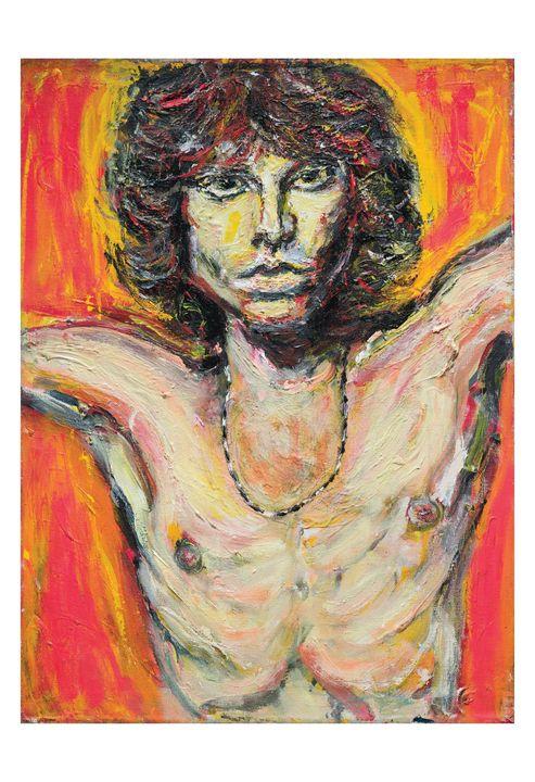 Jim Morrison - Art by Patrick