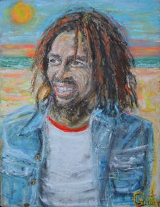 rasta Bob Marley