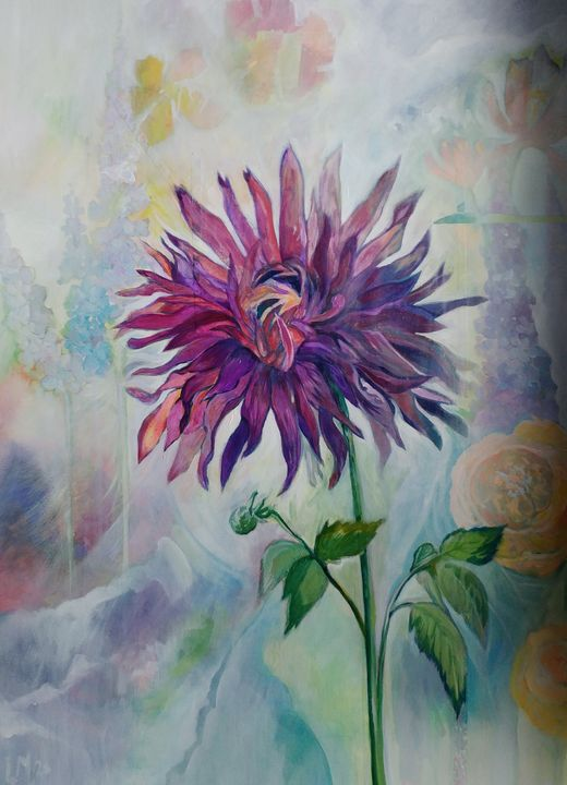 Epicenter - Larissa McLean - Passionstems At The Mill