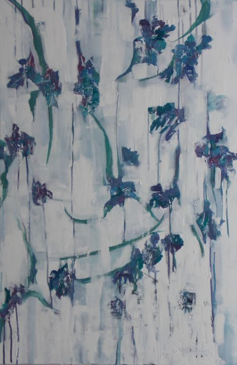 Iris - Mary Nolte Fine Art