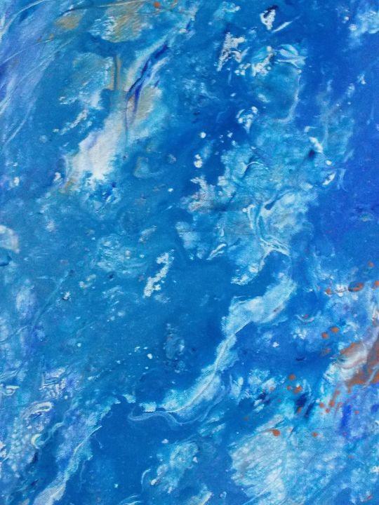 Azure II - Mary Nolte Fine Art