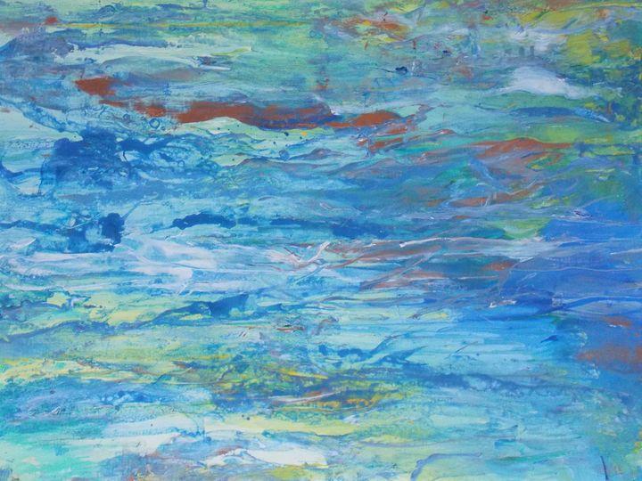 Serene - Mary Nolte Fine Art