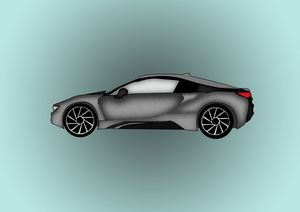 Vector style i8