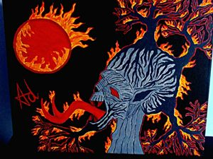 Catharsys Ov The Earth Through Fire
