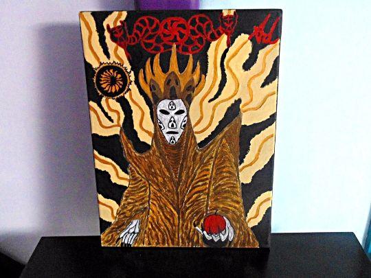 Witch King Ov Mittgard - Demona Alexis Black Arts