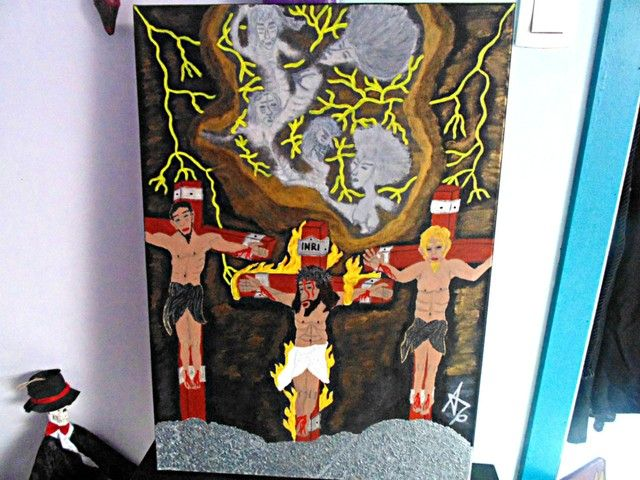 The Fall Of Christianity - Demona Alexis Black Arts