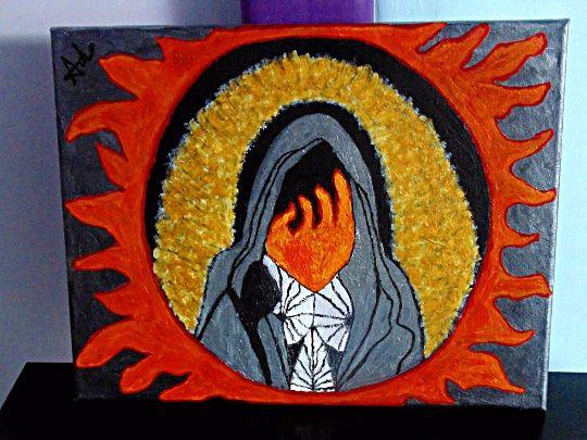 Unholy Divinity - Demona Alexis Black Arts