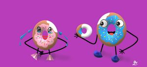 donut cry