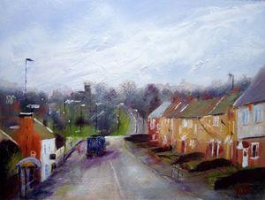 Cross Hill Derbyshire
