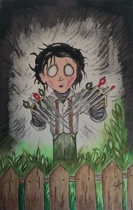 scissorhands edward