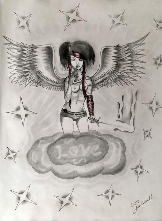 Emo angel - jean silva