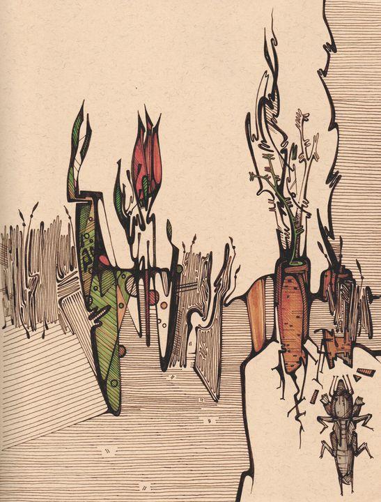 Gryllotalpa - Kirin Arts
