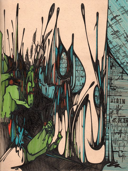 Talking with rains - Kirin Arts