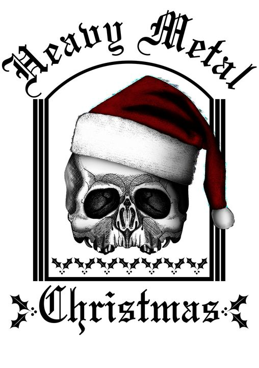 Heavy metal Christmas - chapman