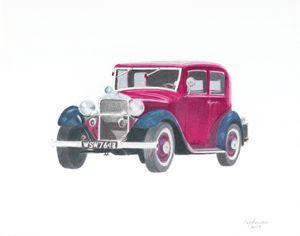 1930's Packard