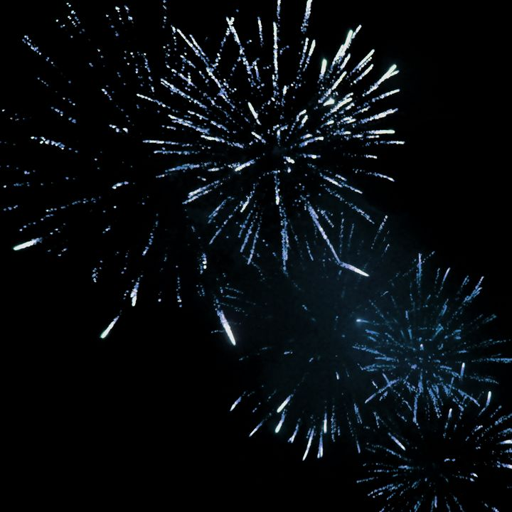 Fireworks #5 - Morgyn Church