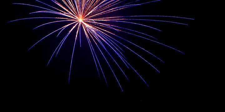 Fireworks #16 - Morgyn Church
