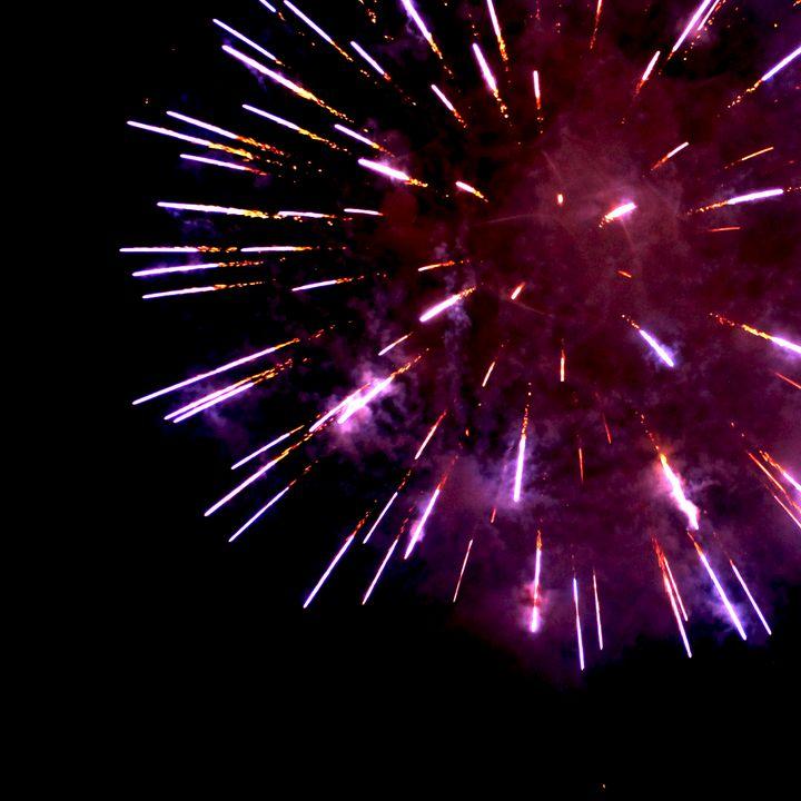 Fireworks #15 - Morgyn Church