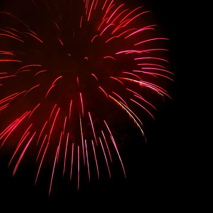 Fireworks #18 - Morgyn Church
